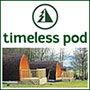 Timeless Timber Pods