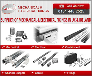 Mechanical & Electrical Fixings Ltd
