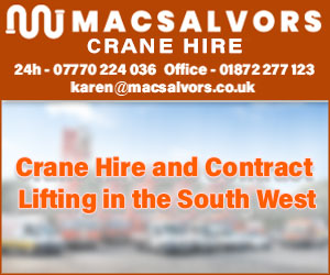 Macsalvors Plant Hire Ltd