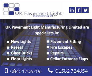 Uk Pavement Light Manufacturing Ltd