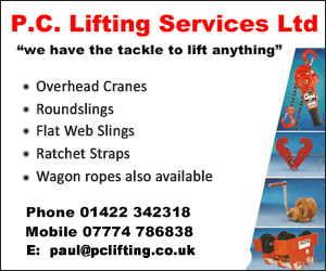 P C Lifting Services LTD