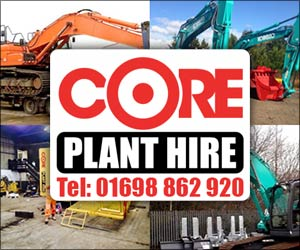 Core Plant Hire Ltd