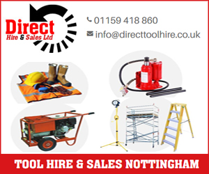 Direct Tool Hire