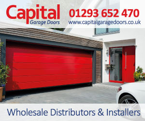Capital Garage Doors Ltd