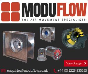 Moduflow fan systems Ltd