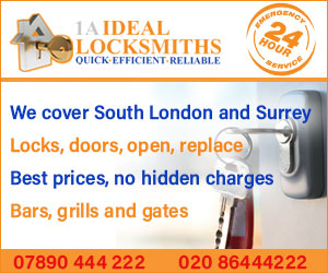 1A Ideal Locksmiths