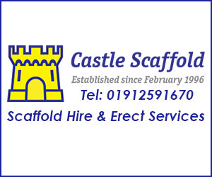 Castle Scaffolding Northern Ltd