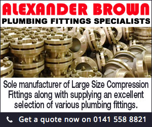 Alexander Brown Plumbing Fitting Specialists