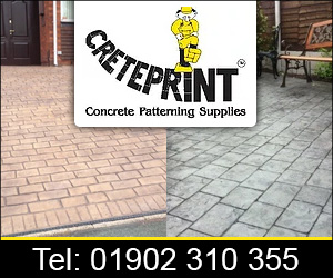 Concrete Patterning Supplies Ltd