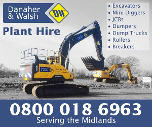 Danaher & Walsh (Plant Hire) Ltd
