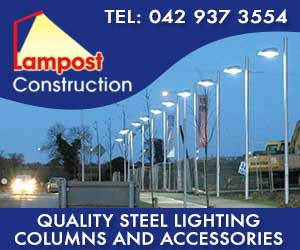Lampost Construction