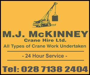 MJ McKinney Crane Hire