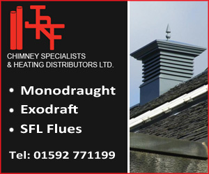 JRF Chimney Specialists and Heating Distributors