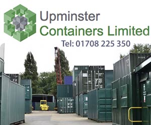 Upminster Containers Ltd