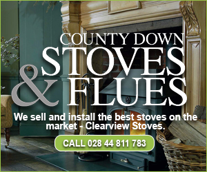 County Down Stoves and Flues