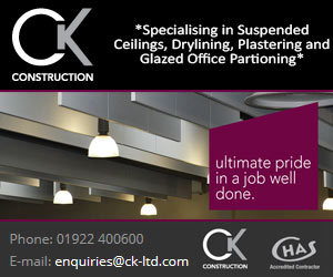 C K Construction Ltd