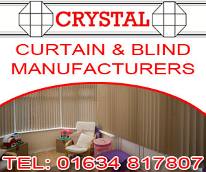 Crystal Curtain & Blind Manufacturers Ltd