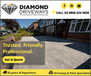 Diamond Driveways South East