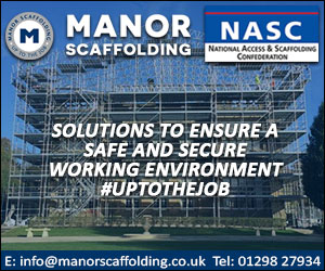 Manor Scaffolding Ltd