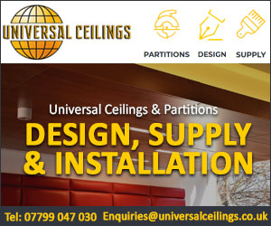 Universal Ceilings & Partitions Ltd (Scotland) Ltd
