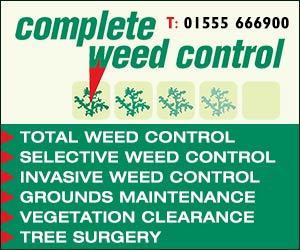 Complete Weed Control Scotland