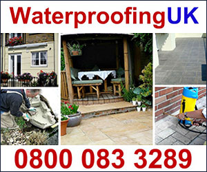 Waterproofing Uk
