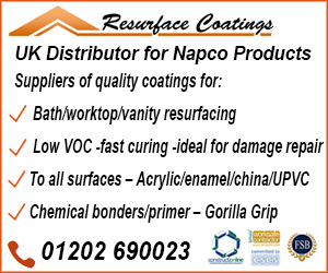 Resurface Coatings