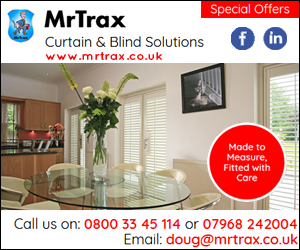 Mr Trax Curtain & Blinds Solutions