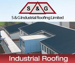S & G Industrial Roofing Ltd