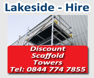 Lakeside Hire