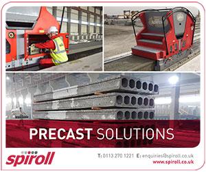 Spiroll Precast Services Ltd