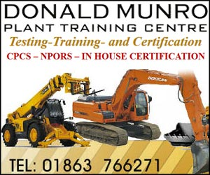 Donald Munro Plant Training Centre