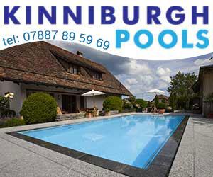 Kinniburgh Pools Scotland