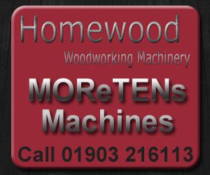 Homewood Woodworking Machinery Ltd