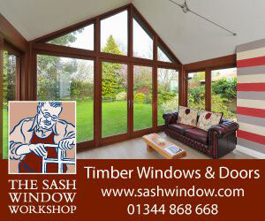 The Sash Window Workshop Ltd
