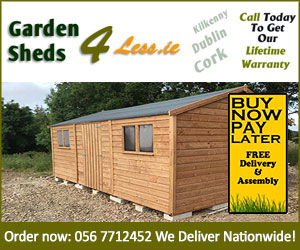 Gardensheds4less