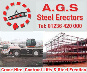 A.G.S Steel Erectors Ltd