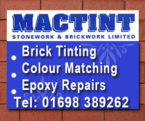 Mactint Stonework and Brickwork Limited