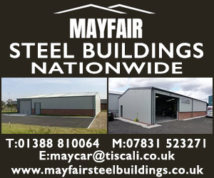 Mayfair Steel Buildings