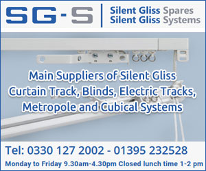 SG-S (Silent Gliss Spares/Systems)
