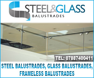 Steel and Glass Balustrades Ltd