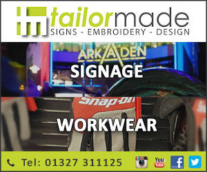 Tailor Made Signs & Embroidery