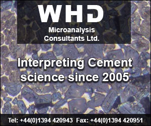 WHD Microanalysis Consultants Ltd