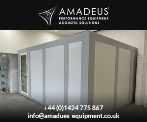 Amadeus Acoustic Solutions Ltd