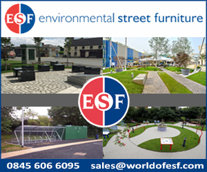 Environmental Street Furniture