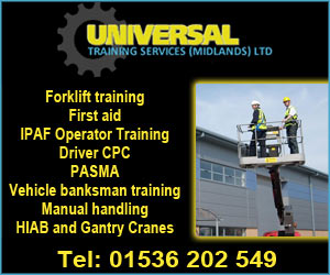Universal Training Services (midlands) Ltd