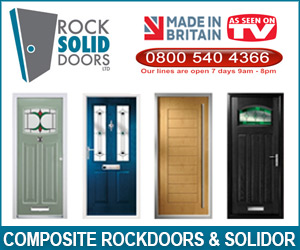 Rock Solid Doors