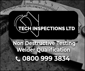 Tech Inspections Ltd & Welding Services