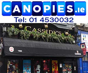 Canopies.ie Ireland