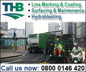 THB (Thames Hydroblasting)